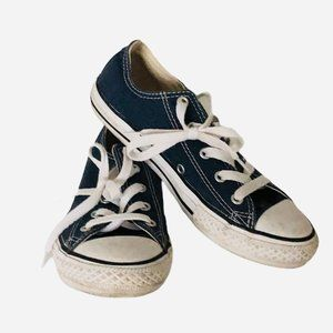 Converse sneakers, navy blue. Children's Size US 3